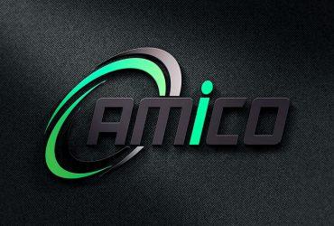 Mẫu thiết kế logo Amico Trảng Bom