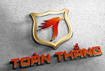 Mẫu logo công ty cung cấp thiết bị PCCC Toàn Thắng