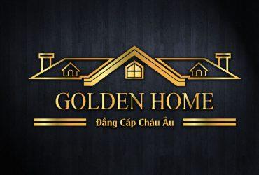 Mẫu thiết kế logo Golden House