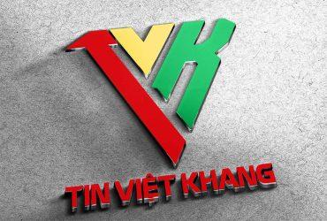 Logo công ty Tin Việt Khang