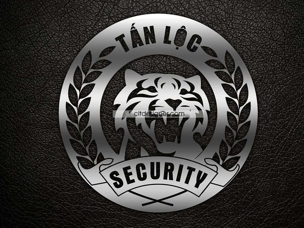 Logo cong ty bao ve tan loc