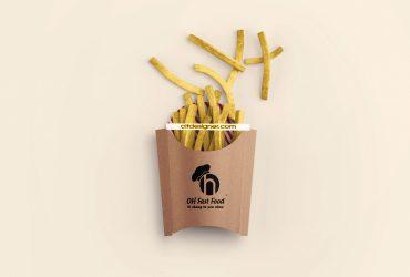 Thiết kế Logo OH Food