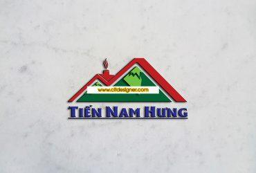 Logo BDS Tiến Nam Hưng