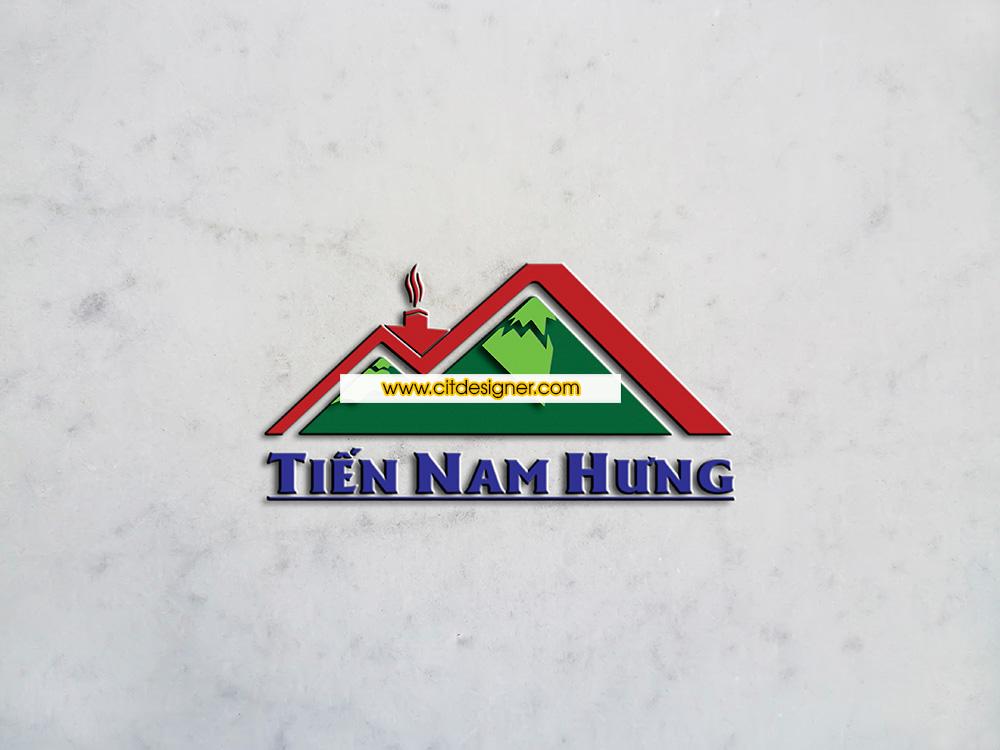 logo bds tien nam hung