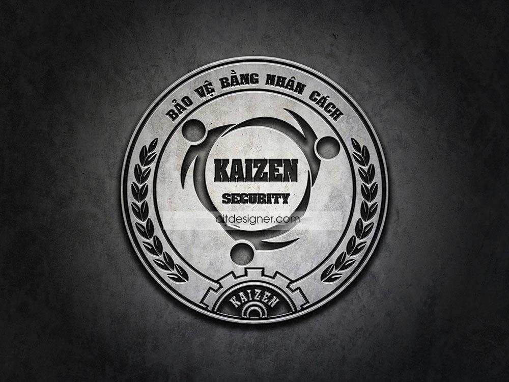 logo công ty bao ve kaizen