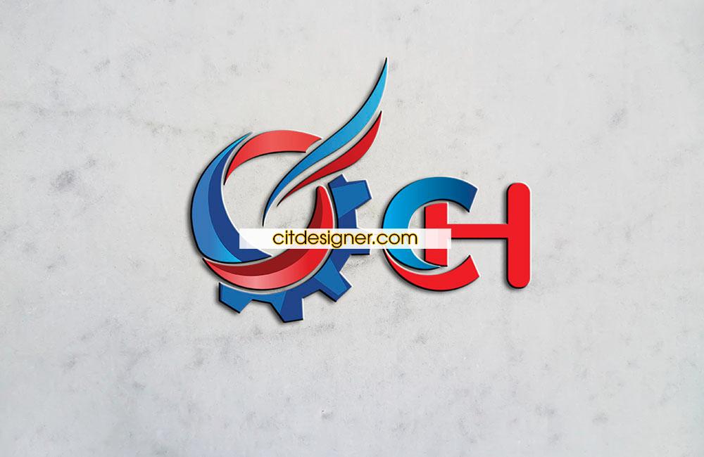 logo co khi chanh hung