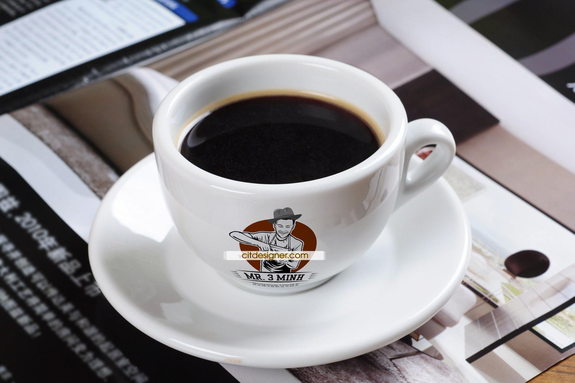 logo cong ty cafe