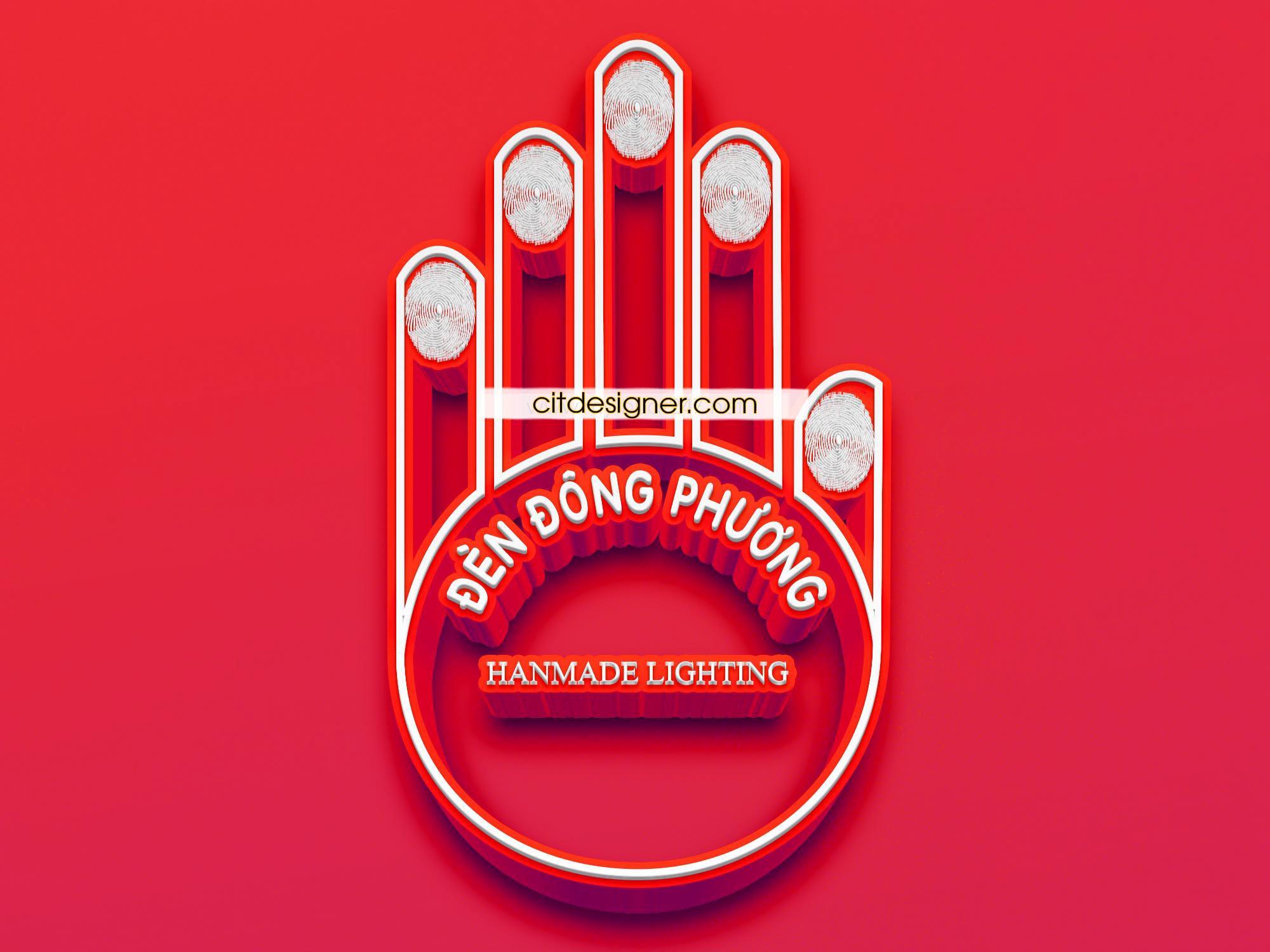 logo den dong phuong