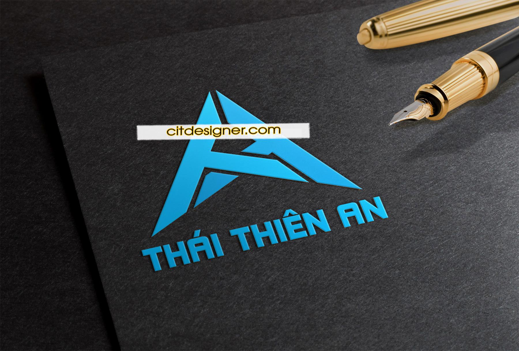 logo thai thien an