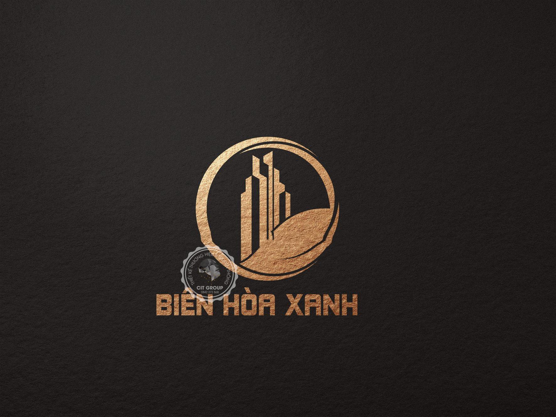 logo ve sinh cong nghiep bien hoa xanh