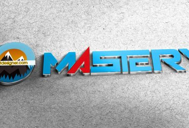 Thiết kế logo Mastery