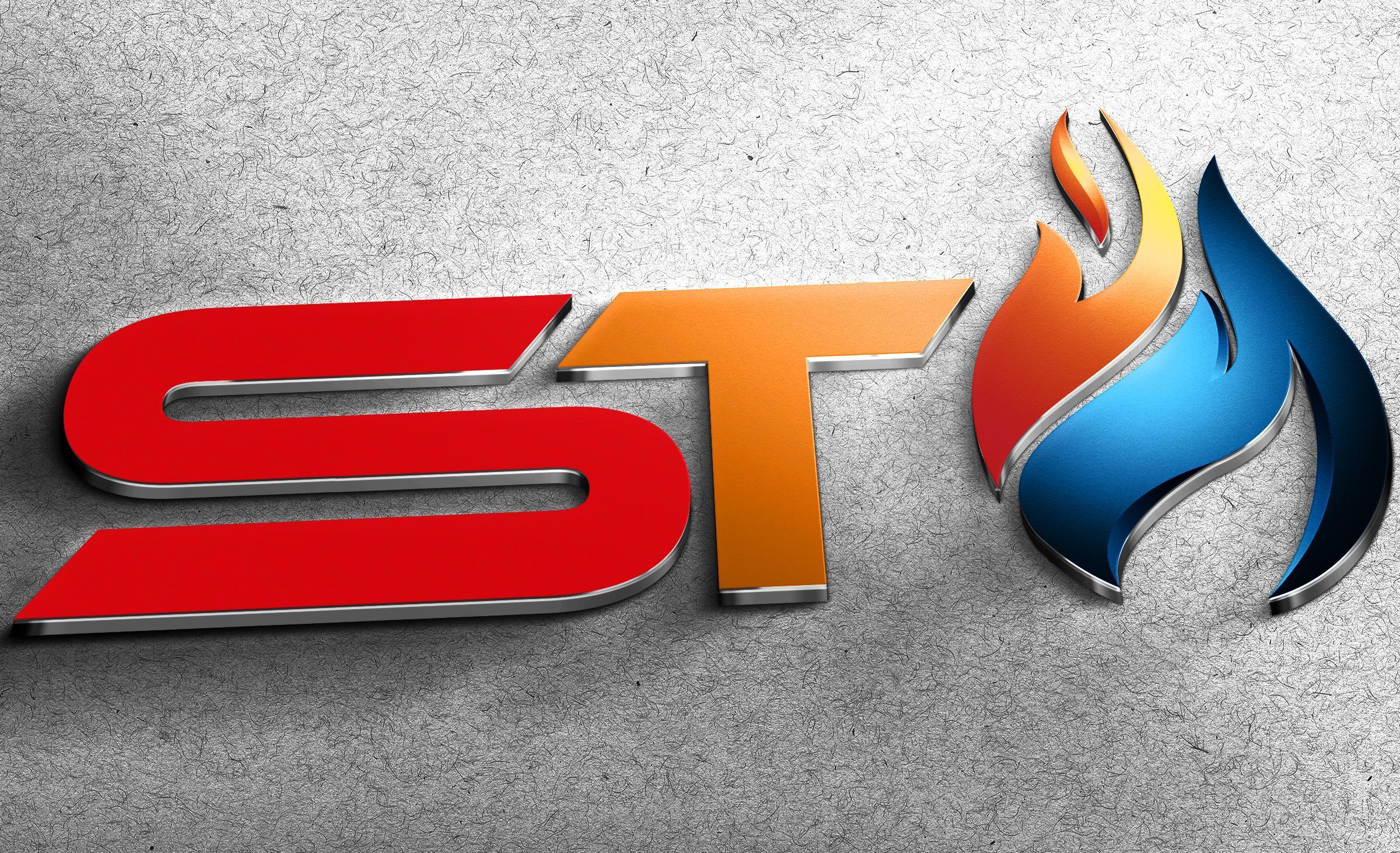 thiet ke logo gas