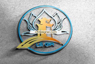 Logo Cung ứng nhân lực Le Gia