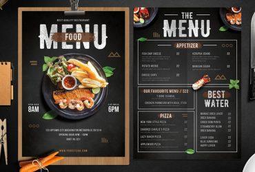 9 bí quyết thiết kế menu chuyên nghiệp BẮT BUỘC phải biết
