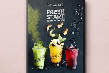 Thiết kế poster quảng cáo ẤN TƯỢNG – Những lưu ý khi thiết kế