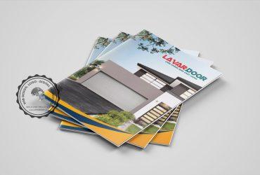 Catalogue cửa cuốn Lavardoor