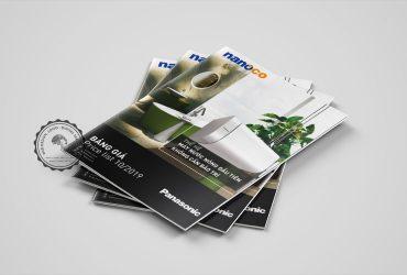 Catalogue điều hòa Panasonic