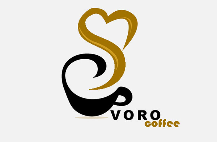 logo cafe voro